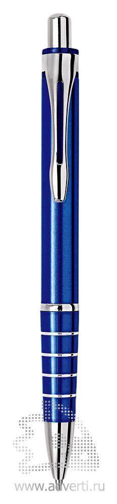 Шариковая ручка из набора «Райт», синяя