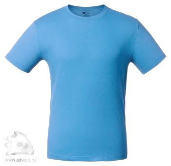 Футболка «T-Bolka 140», унисекс, голубая