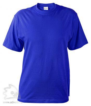 Футболка «T-Bolka 140», унисекс, синяя