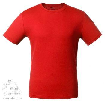 Футболка «T-Bolka 140», унисекс, темно-красная