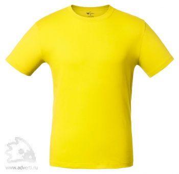 Футболка «T-Bolka 140», унисекс, темно-желтая