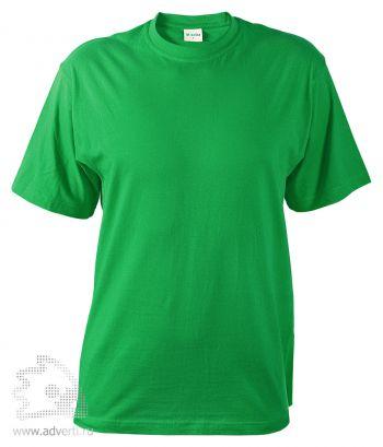 Футболка «T-Bolka 140», унисекс, зеленая