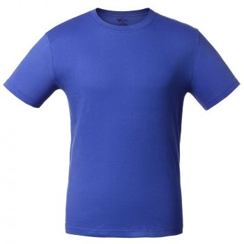 Футболка «T-Bolka 160», унисекс, ярко-синяя