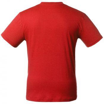 Футболка «T-Bolka 160», унисекс, красная, спина