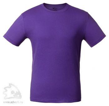 Футболка «T-Bolka 140», унисекс, фиолетовая