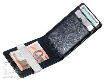 Зажим для денег (TROIKA), внутренний дизайн