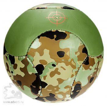 Футбольный мяч «Военный»
