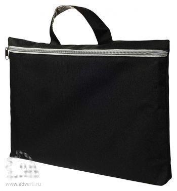 Конференц сумка-папка «Simple», черная