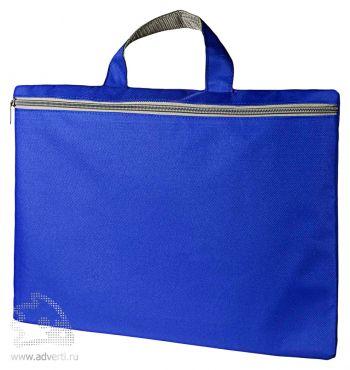 Конференц сумка-папка «Simple», синяя