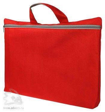 Конференц сумка-папка «Simple», красная