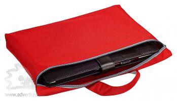 Конференц сумка-папка «Simple». общий вид