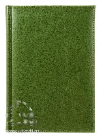 Ежедневники и еженедельники «Premium», зеленые