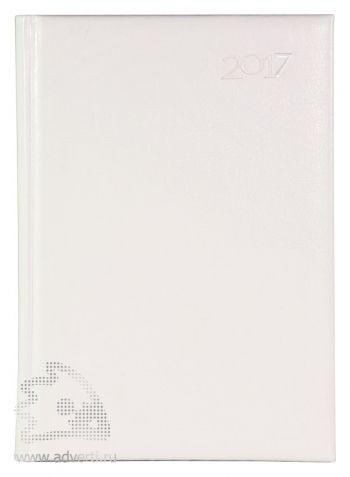 Ежедневники «Sevilia», белые, датированные
