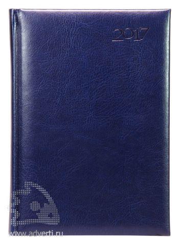 Ежедневники «Sevilia», темно-синие, датированные