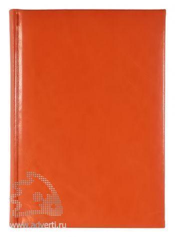 Ежедневники «Nature», оранжевые