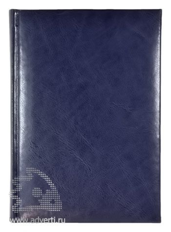 Ежедневники «Nature», синие