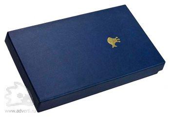 Кошелек «Золотая рыбка», коробка
