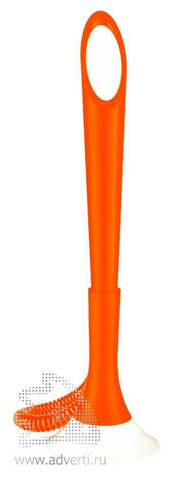 Ручка шариковая «Memo Levistor Cord» Klio Eterna, оранжевая