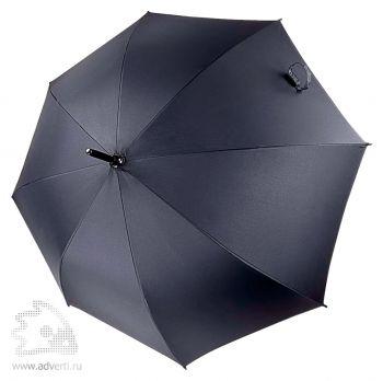 Зонт-трость «Ночное небо», полуавтомат, дизайн купола