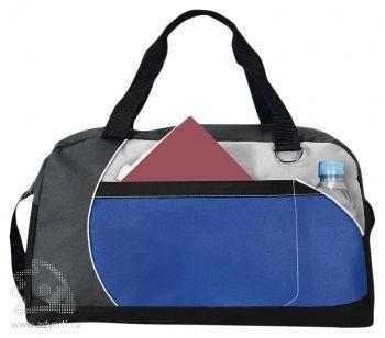 Спортивная сумка «Atchison Curve», синяя