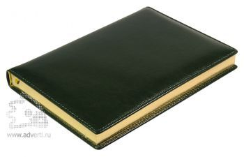 Ежедневники и еженедельники «Malaga», зеленые, золотой обрез