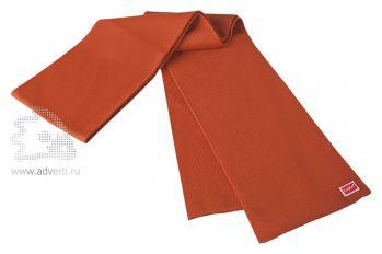 Шарф «Strong», оранжевый