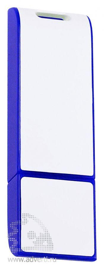 USB флеш карта «Blade», синяя