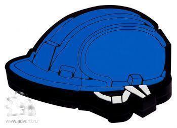 Флешка «Каска», синяя