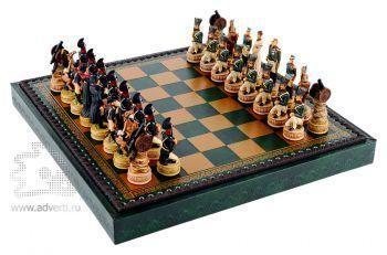 Сувенирные шахматы «Бородино»