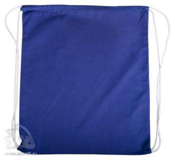Промо-рюкзак «Canvas» из натуральной ткани, общий вид