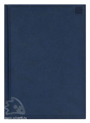 Ежедневники «Rigel», темно-синие