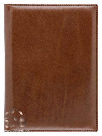 Ежедневники и еженедельники «Reina», коричневые