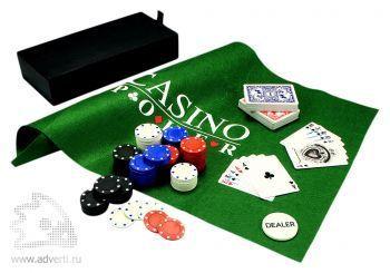 Набор для игры в покер и блэкджек «Белладжио»