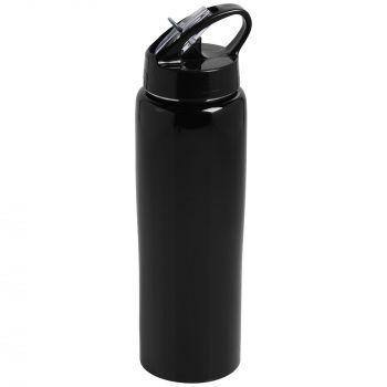 Спортивная бутылка «Moist», чёрная