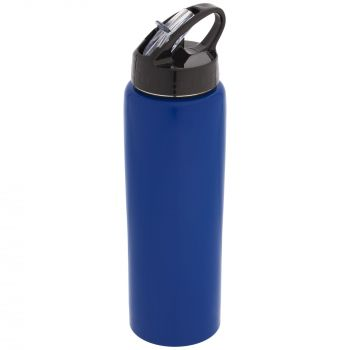 Спортивная бутылка «Moist», синяя