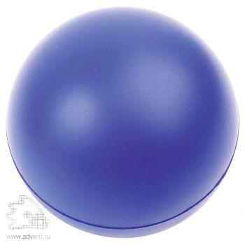 Мячик-антистресс, синий