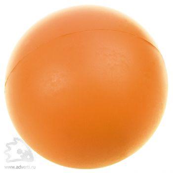 Антистресс «Мячик», оранжевый