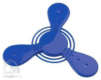 Летающий диск «Фрисби», синий