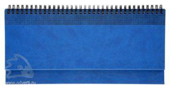Планинги «Velvet», светло-синие
