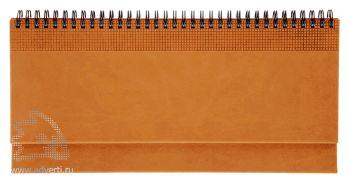 Планинги «Velvet», оранжевые