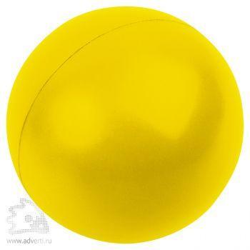 Антистресс «Мячик», желтый