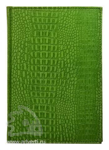 Ежедневники «Croko», зеленые