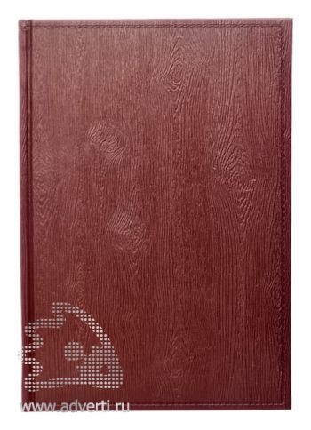 Ежедневники «Wood», коричневые