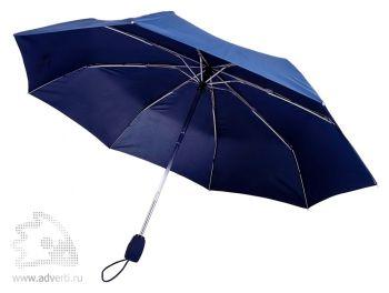 Зонт «Unit Comfort», полуавтомат, 3 сложения, общий вид