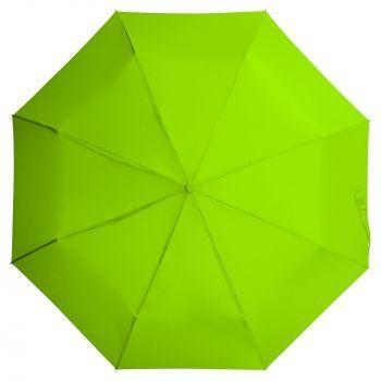 Зонт «Unit Basic», механический, 3 сложения, салатовый, купол