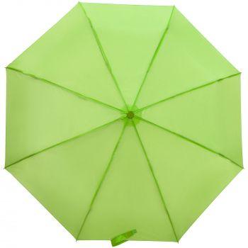 Зонт «Unit Basic», механический, 3 сложения, светло-зеленый