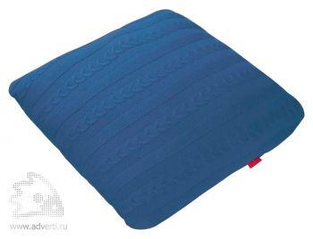 Подушка «Comfort», синяя