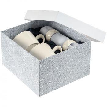 Набор Diamante Bianco на 2 персоны, в коробке