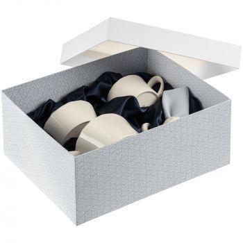 Набор Diamante Bianco на 1 персону, большой, в коробке