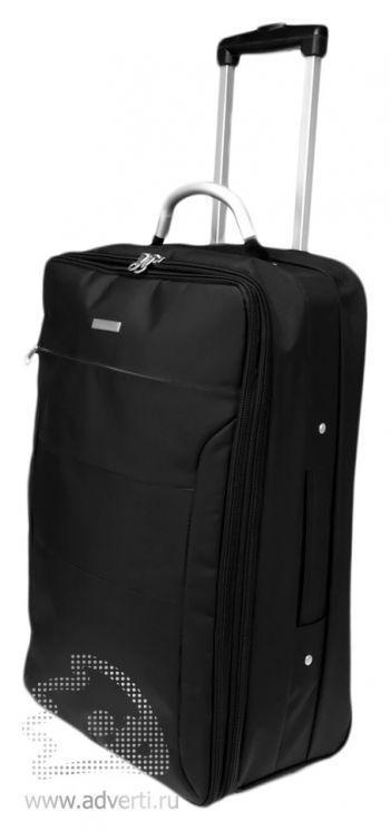 Сумка-чемодан на колесиках «Trolley bag», общий вид
